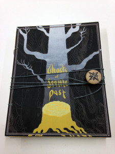 Ghosts of Seattle Past's anthology prototype